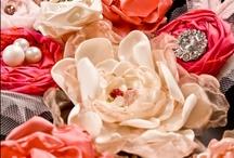 Craft flowers / by Rhonda Smith