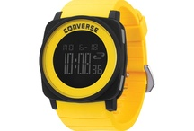Converse Watches / Converse athletic sports fashion watches available at www.chronowatchcompany.com