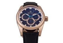 Deep Blue  / Professional diving watches from Deep Blue available at www.chronowatchcompany.com