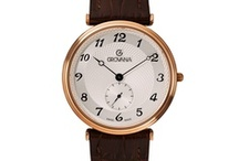 Grovana / Traditional Classic Swiss watches from Grovana available at www.chronowatchcompany.com