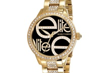 Elite Model's Fashion Watches / Elite Model's Fashion Watches are available at www.chronowatchcompany.com