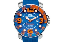 I.T.A. / Sports fashion watches from I.T.A. Italy are available with www.chronowatchcompany.com