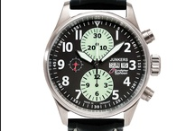 Junkers / Retro style aviator watches from Junkers Germany are now available at www.chronowatchcompany.com