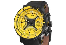 """Vostok Europe  / Soviet """"techno style"""" extreme sports watches from Vostok Europe are available at www.chronowatchcompany.com"""