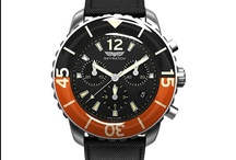 SkyWatch / Swiss made, diver chic sports watches from Skywatch are available at www.chronowatchcompany.com