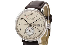 Zeppelin / Retro style aviator watches from Zeppelin Germany are available with www.chronowatchcompany.com