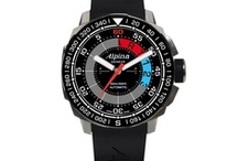 Alpina / Luxury Swiss sports watches from Alpina are available at www.chronowatchcompany.com