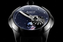 Azimuth / Luxury Swiss made avant-garde watches from Azimuth are available at www.chronowatchcompany.com