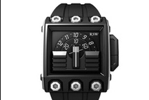 R.S.W. / Luxury Swiss made avant-garde watches from R.S.W. are available at www.chronowatchcompany.com