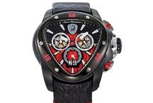Tonino Lamborghini / Luxury Italian motor racing watches from the iconic Lamborghini brand are available at www.chronowatchcompany.com