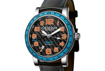 Graham / Luxury oversized motor racing sports watches from Graham are available at www.chronowatchcompany.com