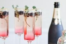 Sipping Pretty / Signature drinks!  Add a special drink to your special day.