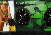Dievas Uhren Technik - Professional German Sports Watches / Professional sports watches from Germany are now available at www.chronowatchcompany.com