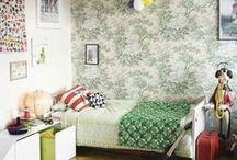 Kid's Rooms / Kid's rooms I love..
