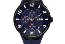 Fila Watches  / Buy sports fashion watches from Fila online at www.chronowatchcompany.com