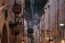 Europe   My trip 2012 / places i saw on my trip love Austria / by Tammy Hauser