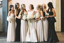 Bridesmaids / Attire for your ladies