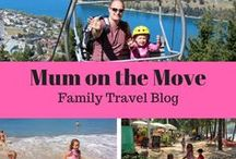 Mum on the Move Family Travel Blog / Collection of articles from Family Travel blog www.mumonthemove.com Includes family travel tips and ideas of things to do with kids in family travel destinations around the world.