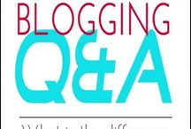 Blogging / Articles with useful info for blogging