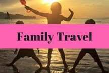 Family Travel Tips & Destinations / This board is for Family Travel Tips and Inspiration! Kids activities in family travel destinations, family travel tips, family friendly hotels, itineraries and guides.
