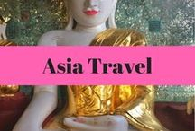 Asia Travel Destinations / All the best articles to do with Asia Travel Destinations: itineraries, things to do, places to see, Asia hotels and travel guides. Get inspired for your Asia vacation!