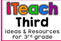 iTeach Third / This is a collaborative board dedicated to teaching third grade. Collaborators please be sure to post three freebies or blog posts for every one paid product. Please do not repeat a pin for two weeks. Whenever possible, refrain from using pictures of product cover pages. If you are interested in collaborating, please email diaryofanotsowimpyteacher@gmail.com