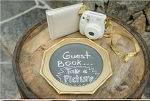 Document the Day / Fun ways to have your guests use your wedding day hashtag