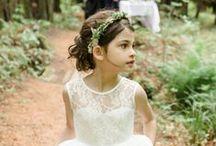Flower Girls / Inspiration for all things Flower Girl :)