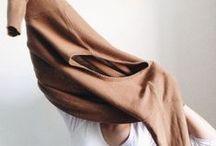 Dress / Inspiration:  colour | fit | shape | ease |
