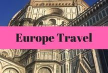 Europe Travel Destinations / All the best articles about Europe Travel, including Europe Travel tips and destinations, itineraries, photos, things to do and more. Get inspired for your Europe vacation!