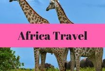 Africa Travel Destinations / Africa Travel Tips | Africa Travel Destinations | Africa Travel Inspiration. Guides, itineraries, things to do, places to stay, hotels and more.