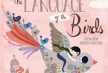 Illustrations & Books / Children's books, prints, artworks.