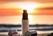 Sunset: Backlight Priming Filter & Under Eye Brightening Corrector / Combine Backlight Priming Filter and Under Eye Brightening Corrector for an all-over, luminous glow that evens skin like Sunset!