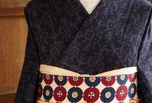 Kimono 着物_紬 Tsumugi