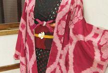 Kimono 着物_羽織 Haori