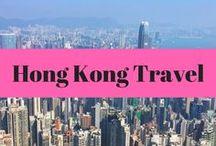 Hong Kong Travel / Lots of travel inspiration for your Hong Kong vacation. Full of Hong Kong travel ideas such as Hong Kong food, Hong Kong things to do and of course Hong Kong Disneyland!