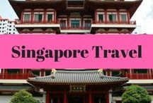 Singapore Travel / Singapore Travel Tips and Ideas. Destination ideas, Singapore things to do, itineraries, hotels, places to see and Singapore food.