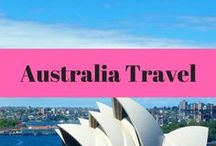 Australia Travel / All about Australia Travel. Ideas and inspiration. Itineraries, things to do, places to see, hotels to stay in and Australia travel tips.