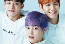 exo cbx / exo cbx ( chen, bakhyun, xiumin )