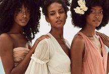 Black Beauty / Inspirations beauté / makeup mettant en valeur la femme noire.