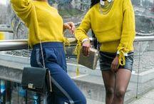 Fashion / Ce tableau regroupe toutes nos inspirations mode du moment ainsi que nos différents looks.