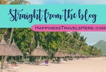Happiness Travels Here / Hi, I'm Kaylie from Happiness Travels Here. On my blog you'll find destination articles as well as lots of tips and ideas for getting the most family travel. This Board is full of posts direct from my website. Enjoy!