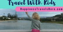 Travel with Kids / Follow for tips and advice on travelling with children, baby or toddler | Family Travel | Travel with Kids | Travel with Baby | Holidays with a Toddler | Happiness Travels Here | Family Travel Blog |