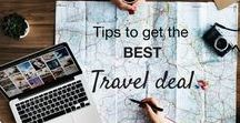 Travel Hacking / Tips for saving money when travelling as well as getting the best out of hotels, flights and experiences. Luxury travel on a budget.