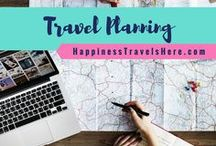 Travel Planning / Follow Travel Planning for the best advice on booking flights, booking the best hotel and organising your itinerary, everything you need to know before you head off on a trip | Packing lists | Road Trip | Travel apps | Family Travel Blog | Happiness Travels Here |