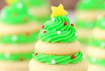 Weihnachten - festliche & einfache Rezepte / Hier findest du festliche und einfache Rezepte passend zu Weihnachten.  Kekse, Plätzchen, Weihnachtsgebäck