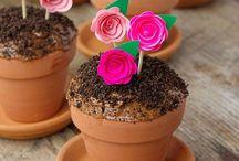 Cupcakes & Muffins / Hier sammele ich Rezepte zu leckeren und verspielten Muffins & Cupcakes für Anlässe wie Geburtstage und Kindergeburtstage.
