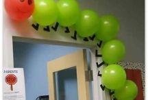 DIY Kinderzimmer Deko / DIY Projekte für Kinderzimmer. Deko selber basteln, bauen und nähen.