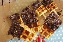 Waffelliebe / Entdecke viele leckere und einfache Waffel-Rezepte, egal ob süß oder herzhaft.