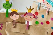 Giveaways - Kindergeburtstag / Bei jedem Kinderfest gehört auch ein kleines Geschenk für die Gäste dazu. Was gibt man den Kindern mit? Hier findest du witzige und kreative giveaways aus der Küche.